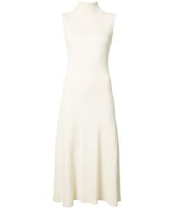 Barbara Casasola | Flared Turtleneck Dress