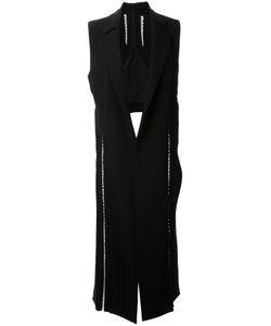 Dion Lee | Laced Detail Asymmetric Waistcoat 6 Virgin