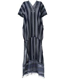 Lemlem   Striped Kaftan Dress Women One