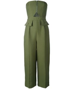 C/Meo | Strapless Jumpsuit S