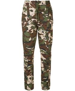 Alexandre Vauthier | Camouflage Trousers Size