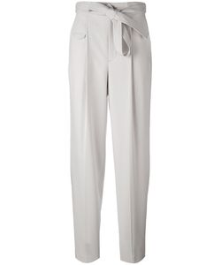 Helmut Lang | Belted Slouch Trousers Size 2