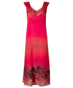 Amir Slama | Lace Detail Dress Medium
