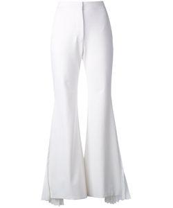 Sara Battaglia | Flared Tailored Trousers Size 42