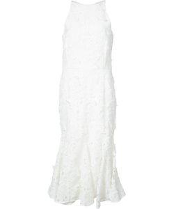 Christian Siriano | Lace Midi Dress