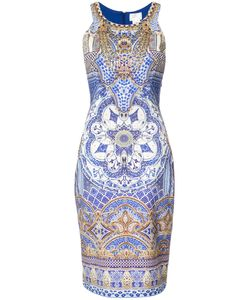 Camilla | Arabesque Print Dress 10