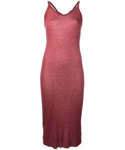 Rick Owens Lilies | Midi Tank Dress Size 42