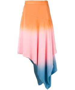 J.W.Anderson | Degradé Asymmetric Skirt Women 12