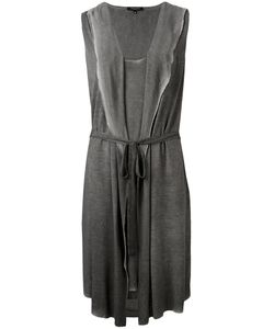 Unconditional | Hooded Tail Dress Xs