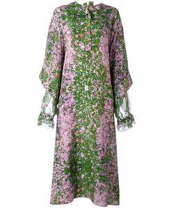 Natasha Zinko | Sakura Print Maxi Dress