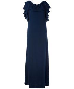 P.A.R.O.S.H. | P.A.R.O.S.H. Tied Strap Flared Dress Size Large
