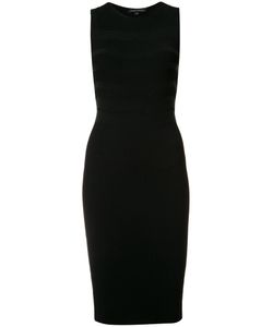 Narciso Rodriguez | Ribbed Knit Fitted Dress 46