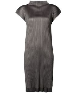 Pleats Please By Issey Miyake | High Neck Pleated Top