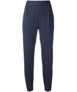Pierre Balmain | Striped Cropped Trousers Size 36
