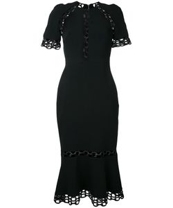 David Koma | Chain Cutout Dress Women