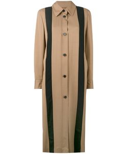 Aalto | Striped Long Coat