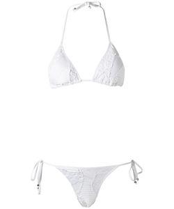 Amir Slama | Triangle Bikini Set P Elastodiene