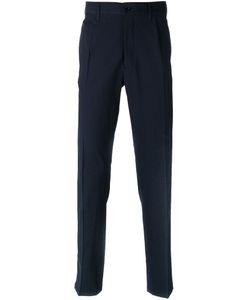 Mp Massimo Piombo   Classic Straight Leg Trousers