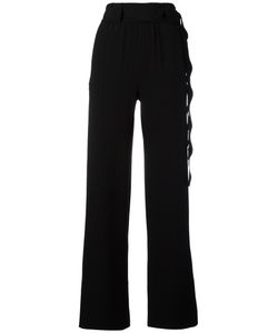 Veronique Leroy | Scallop Belted Trousers
