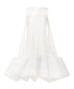 Huishan Zhang   Sleeveless Sheer Dress