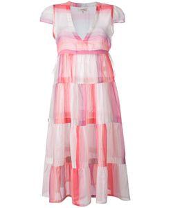 Lemlem | Empire Line Striped Dress Size Small