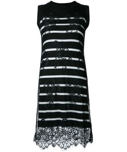 Loveless | Striped Lace Dress 9