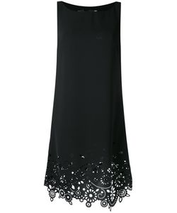 Love Moschino | Embroidered Shift Dress