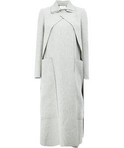 Maison Rabih Kayrouz | Concealed Fastening Double-Breasted Coat