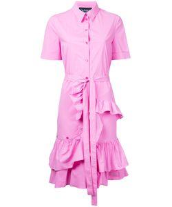 Boutique Moschino | Ruffled Shirt Dress Women