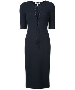 Derek Lam 10 Crosby | Fitted Lace Front Dress