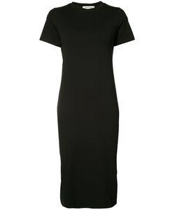 Getting Back To Square One | T-Shirt Midi Dress
