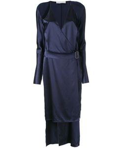 Dion Lee   Contour Tie Dress 8