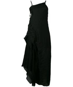Isabel Benenato | Ruffled Asymmetric Dress 42