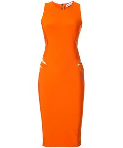 Mugler | Cut Out Detail Dress