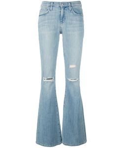 Current/Elliott | Busted Bell-Bottomed Jeans 31