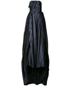 Carolina Herrera | Strapless Ball Gown Size 2