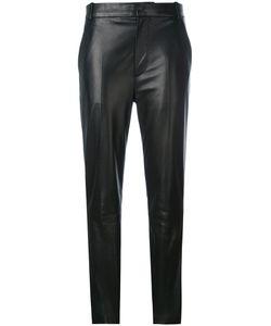 Haider Ackermann | Slim-Fit Leather Trousers Women