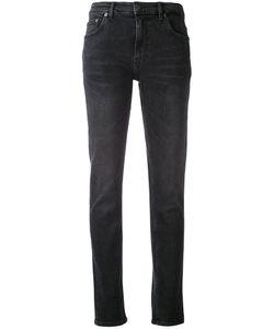 Blk Dnm   Stretch Skinny Jeans