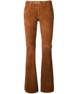 Sylvie Schimmel | Straight Trousers 40 Suede