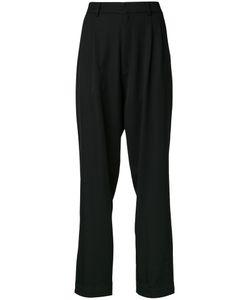 Bassike | Pleated Front Pants 12 Virgin Wool