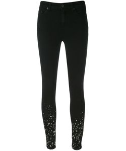 Vivienne Westwood | Splatter Trim Skinny Jeans Size 28