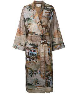 Nanushka | Tropical Print Coat One