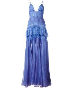 Maria Lucia Hohan   Claraamparo Tiered Gown 38