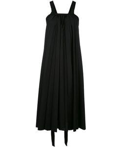 Masnada | Gathered Dungaree Dress