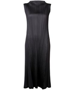 Pleats Please By Issey Miyake | Sleeveless Dress Size 3