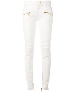 Balmain | Skinny Biker Jeans 40