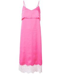 Steve J & Yoni P | Lace Slip Dress