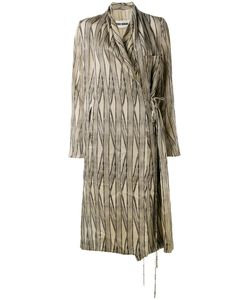 Uma Wang | Cayman Wrap Coat