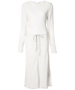 Raquel Allegra | Belted Dress 1