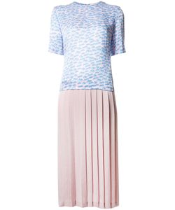 Julien David | Pleated Skirt Dress Women